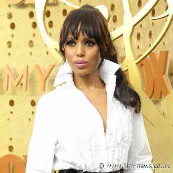 Kerry Washington: 'Hollywood is still centred on whiteness' - Film News