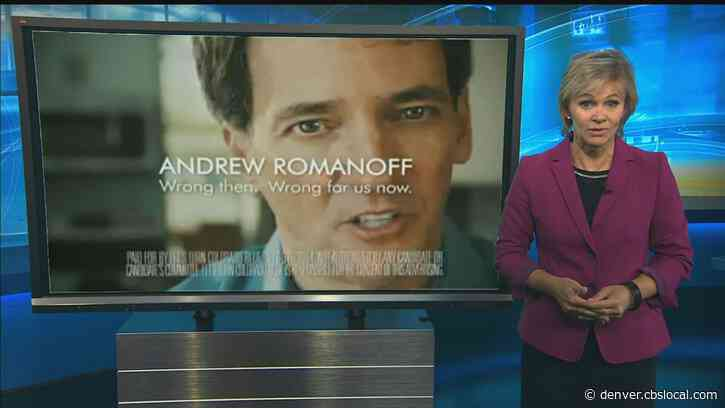 Reality Check: New Ad Frames Andrew Romanoff As Political Opportunist
