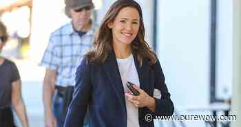 Jennifer Garner Shared a Childhood Photo of Her Dad and We Now Know Exactly Where She Got Her Looks - PureWow