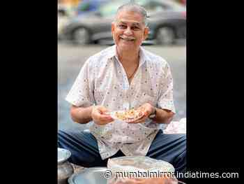 SoBo loses its favourite 'Bisleri' paani puri wala; Nepean Sea Road residents to collect Rs 5 lakh for h - Mumbai Mirror