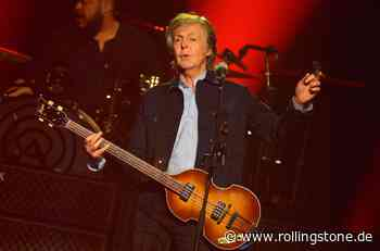 Paul McCartney: Fleisch in Schul-Kantinen radikal reduzieren! - Rolling Stone