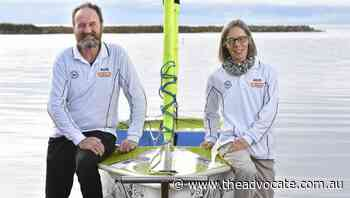 Wynyard Yacht Club coaches prepared to overcome teaching challenges - The Advocate