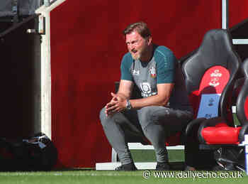 Southampton boss Ralph Hasenhuttl says he'll keep working to fix poor St Mary's form