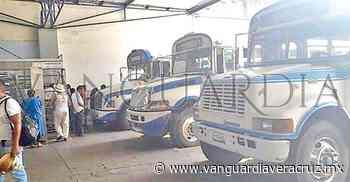 Piden que regresen los autobuses de Banderilla, en Misantla - Vanguardia de Veracruz