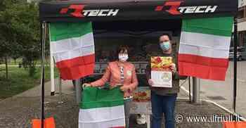 Buttrio, bandiere solidali per il 2 giugno - Il Friuli