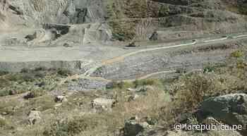Agricultores denuncian contaminación del río Torata en Moquegua - LaRepública.pe