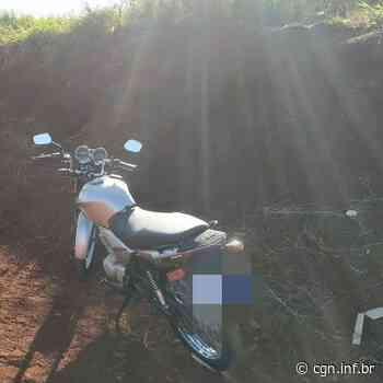 Mãe denuncia filho com motocicleta furtada em Dois Vizinhos - CGN