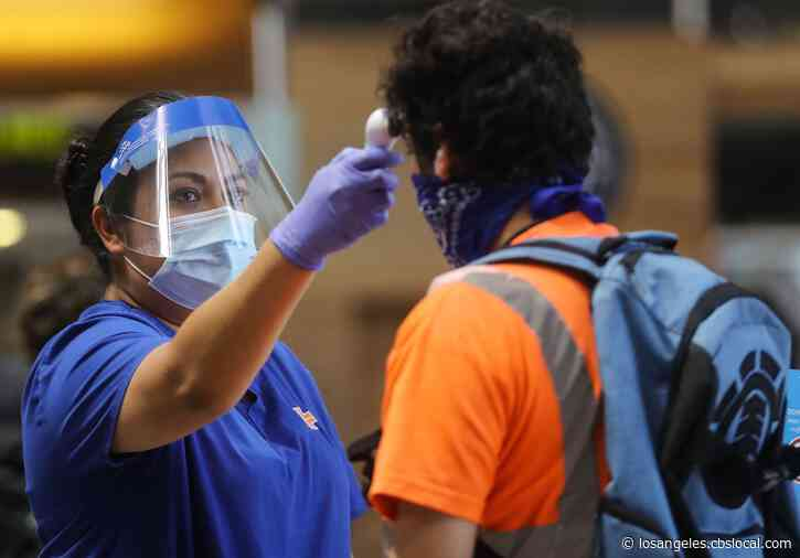 Riverside, San Bernardino Counties Report Additional Coronavirus Deaths; Ventura Reports New Cases
