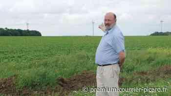 Le projet éolien de Guiscard contesté devant le Conseil d'État - Courrier picard