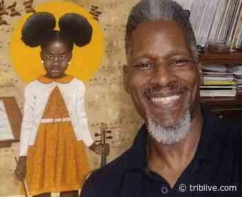 Penn Hills artist wins People's Choice Award at virtual Three Rivers Arts Festival - TribLIVE