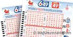 Lottery ticket worth $16M sold in Lambton County - BlackburnNews.com