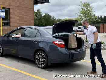 Lambton libraries' curbside pickup going 'really well' - Sarnia and Lambton County This Week
