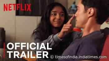 'Never Have I Ever' Trailer: Maitreyi Ramakrishnan and Darren Barnet starrer 'Never Have I Ever' Official Trailer - Times of India