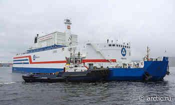 Akademik Lomonosov floating nuclear power plant becomes operational - Arctic.ru