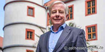 """Bürgermeister Dieter Kolb aus Eichenzell: """"Es war eine turbulente Zeit"""" - Osthessen News"""