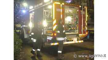 Casa in fiamme nella notte a Magnago Paura ma nessun ferito - IL GIORNO