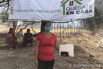 Inician comisarios una red sanitaria entre pueblos de Huitzuco para detener el virus - El Sur Acapulco suracapulco I Noticias Acapulco Guerrero - El Sur de Acapulco
