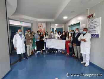 Frattamaggiore: 3400 euro al reparto pediatria del San Giovanni di Dio - LineaPress