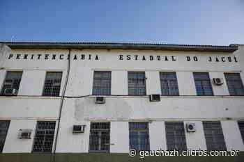 Penitenciária Estadual do Jacuí em Charqueadas confirma surto de coronavírus - GauchaZH