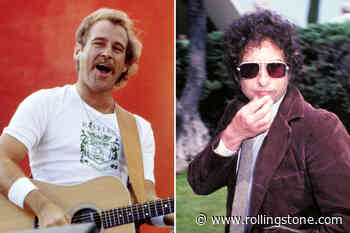 Jimmy Buffett on That Time He Hung Out on Bob Dylan's Boat - Rolling Stone