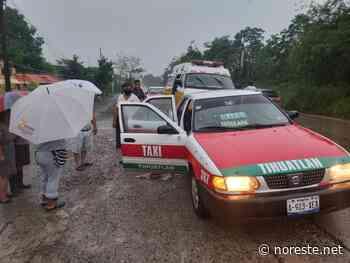 Mujer de tihuatlan se sube a taxi y muere de infarto - NORESTE