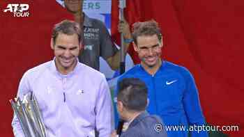 Mic Drop: Roger Federer, Rafael Nadal Delight Fans With These 9 Words... - ATP Tour