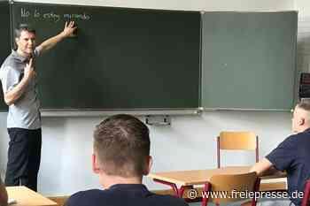 Ein Hawaiianer in Sachsen: Und plötzlich ist er Lehrer - Freie Presse