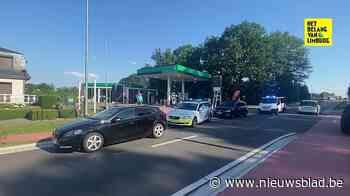 Genkse motorrijder (57) komt om na ongeval in Hoogstraat in As