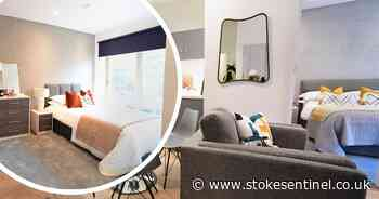 Take a virtual tour of the luxury flats inside Hanley's newest £22 million apartment block - Stoke-on-Trent Live