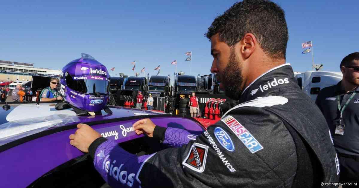 """NASCAR-coureur Wallace: """"Baal ervan dat ik nu de bad guy ben"""" - Racingnews365"""