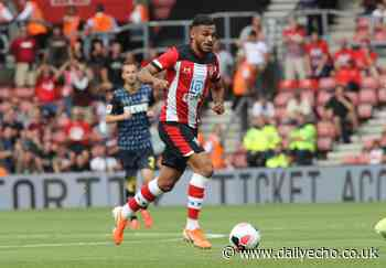 Southampton playmaker Sofiane Boufal explains his matchday absence