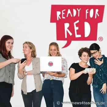 READY FOR RED jetzt kostenlos im Biologie-Unterricht oder E-Learning einsetzen - News4teachers