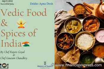 Tourism Ministry's webinar on Vedic Food and Spices of India: Two chefs unravel ancient culinary wisdom and its secrets