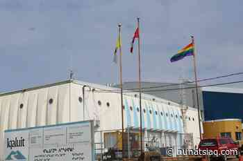 Iqaluit will now raise pride flag every June, automatically - Nunatsiaq News