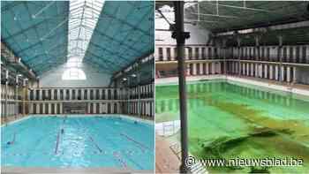 Na stilstand van een jaar, start renovatie van zwembad dan toch na bouwverlof (al moet de gemeente plots diep in de buidel tasten) - Het Nieuwsblad