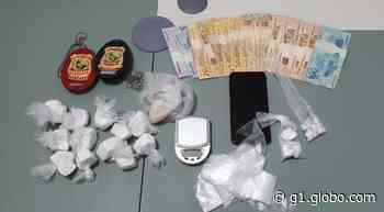 Quatro pessoas suspeitas de integrar organização criminosa são capturadas em Pacatuba, na Grande Fortaleza - G1