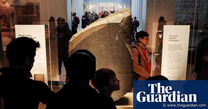 Rosetta Stone to be added to British Museum LGBTQ+ tours