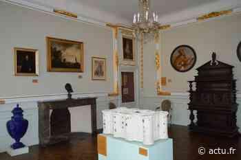 Coutances : depuis sa réouverture, l'entrée est gratuite au musée Quesnel-Morinière - Normandie Actu