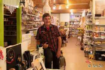 Mark De Keyser neemt afscheid van Oxfam Wereldwinkel in Tielt - Krant van Westvlaanderen