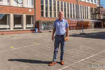 Proclamatie Regina Pacis in Tielt in Sint-Pieterskerk, overal mondmaskers verplicht - Krant van Westvlaanderen