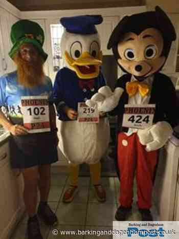 Dagenham 88 Runners enjoy external virtual challenges - Barking and Dagenham Post