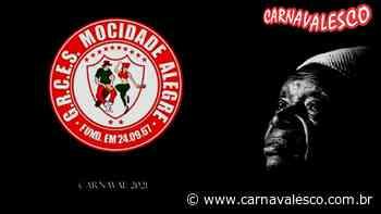 Mocidade Alegre 2021: samba concorrente da parceria de Samir Trindade - Carnavalesco