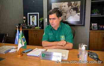 Prefeito Emanuel Pinheiro ingressa contra lockdown em Cuiaba - Circuito Mato Grosso