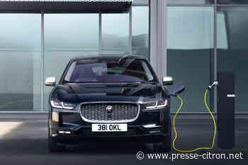 Jaguar met à jour son SUV électrique I-PACE, avec diverses améliorations - Presse-citron