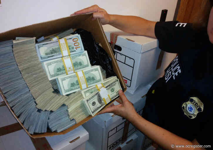 Through civil asset forfeiture, police become the real looters