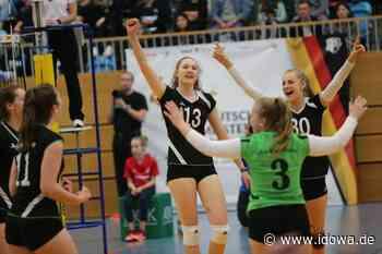NawaRo Straubing: Marie Hänle: Die nächste Arbeiterin mit Talent - idowa