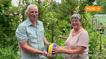 Volleyball: Inge und Heinz Kirschner: Die Generationen-Trainer - Augsburger Allgemeine