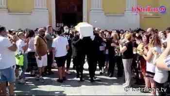 Le immagini del funerale di giuseppe russo a suzzara - Video Lo Strillone - Lo Strillone