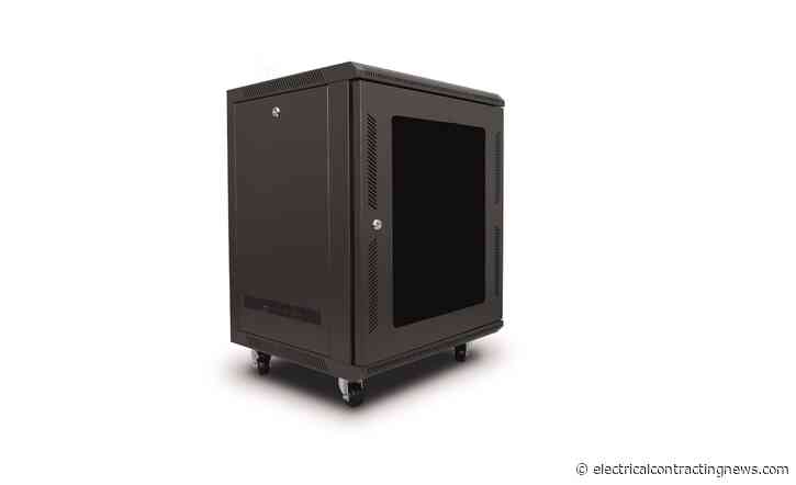 Convicab – The Convertible Wall-Floor Mounting Data Cabinet