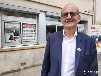 Jura. À Lons-le-Saunier, Jean-Yves Ravier recueille de nombreux soutiens, dont celui de John Huet - actu.fr
